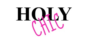 HOLY CHIC BANNER
